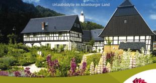 Kunst- und Kräuterhof Posterstein ©Tourismusverband Altenburger Land e.V.