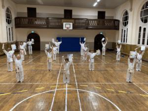 Lockdown trifft Karatekids und Verein hart (Foto: Sakura Meuselwitz)