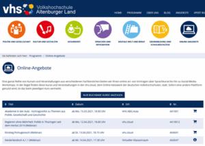 Volkshochschule startet Online-Offensive
