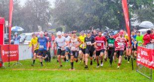 Start des 10 km Laufs (Foto: Sandra Bär)