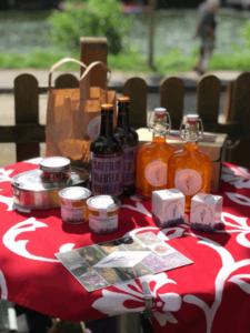 Safran-Produkte (Foto: Altenburger Tourismus GmbH)